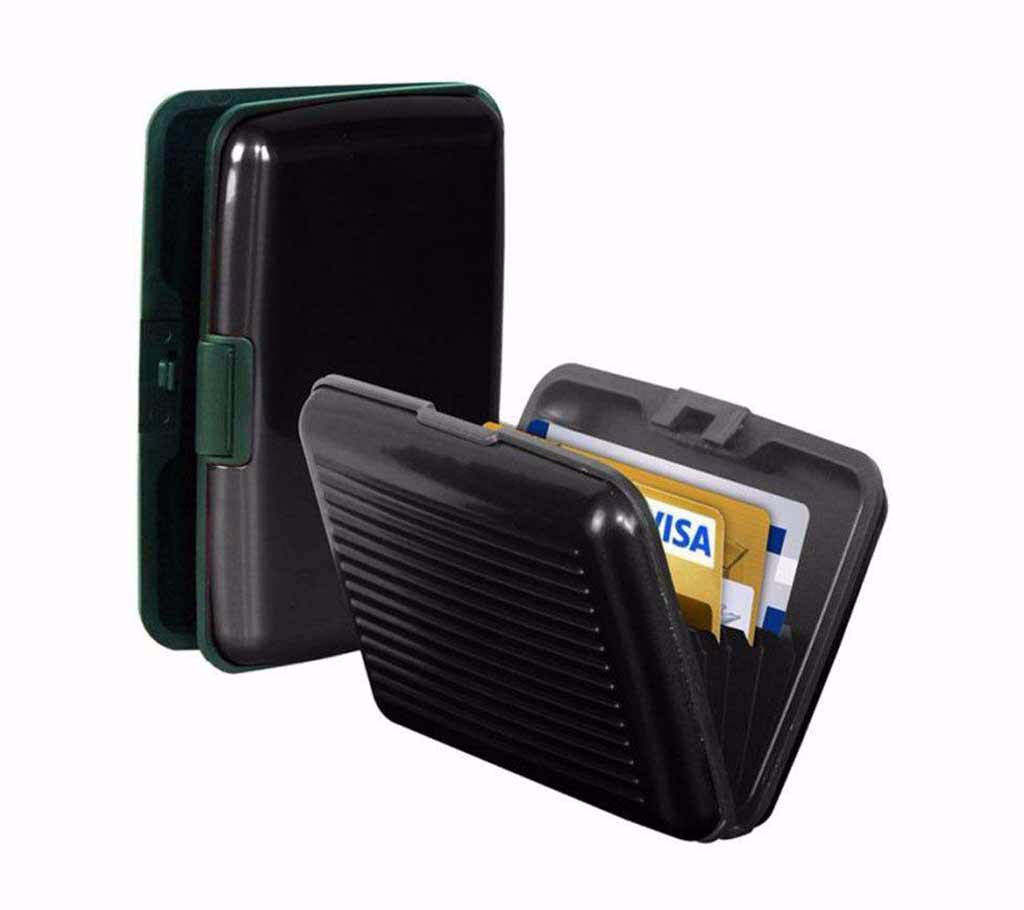 Security card holder