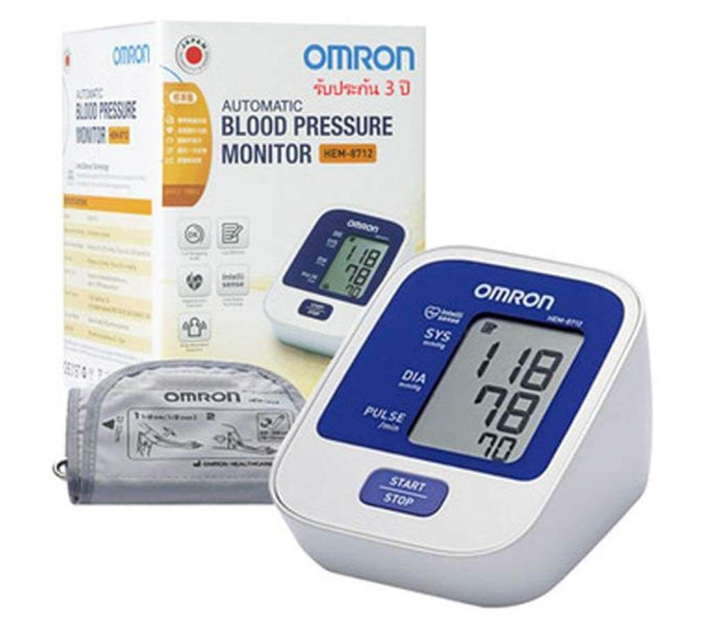 Omron digital Blood Pressure Monitor