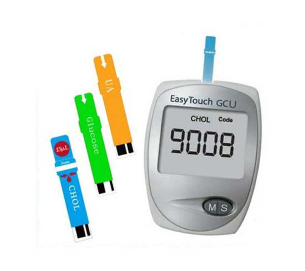 EasyTouch GCU ET-301 Multi-Function Blood Monitoring