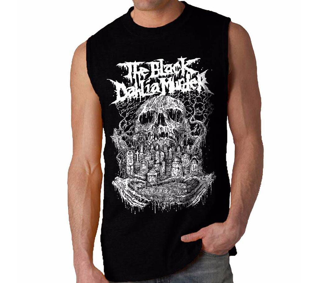 The Black Dahlia Murder sleeveless t-shirt
