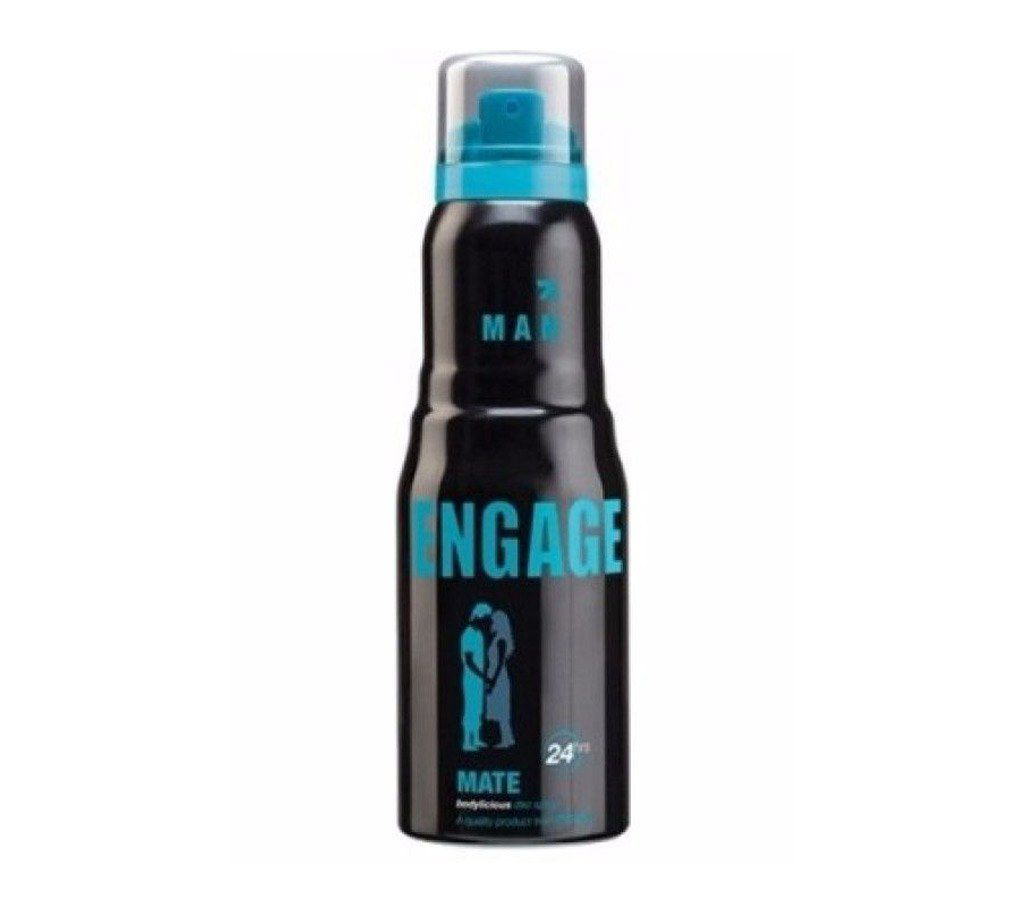 Engage Mate Body Spray for Men - 165ml